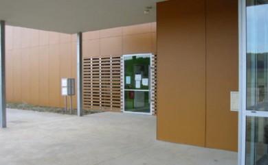 Découpe de panneaux et claustras